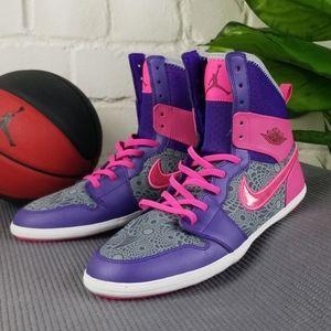 Jordan 1 Skinny High 'Electric Purple' 602656-509